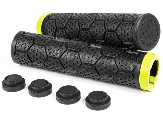 Sixpack D-Trix Handtag gul/svart